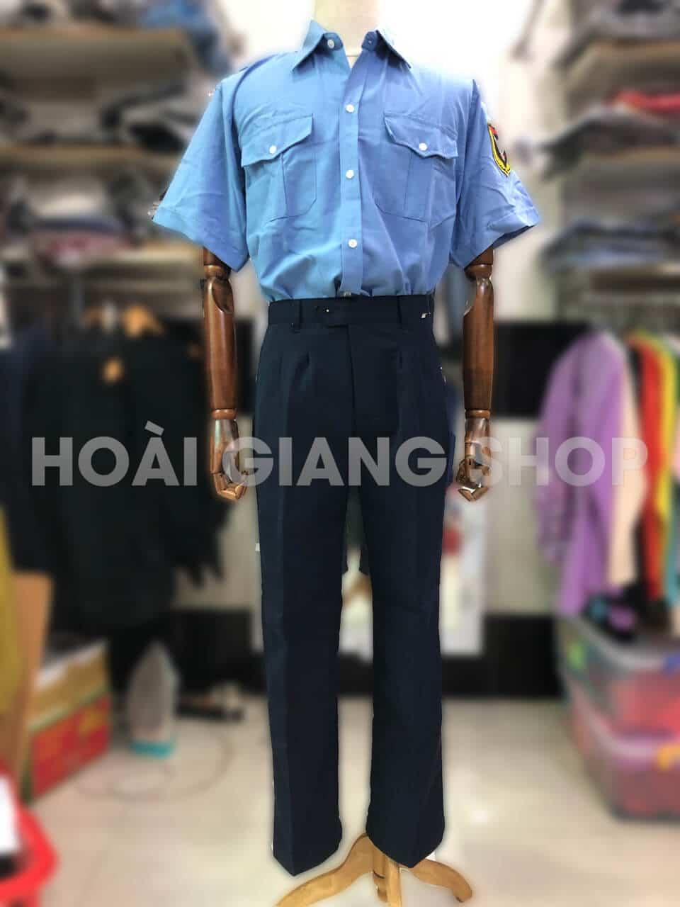 cho thuê trang phục bảo vệ