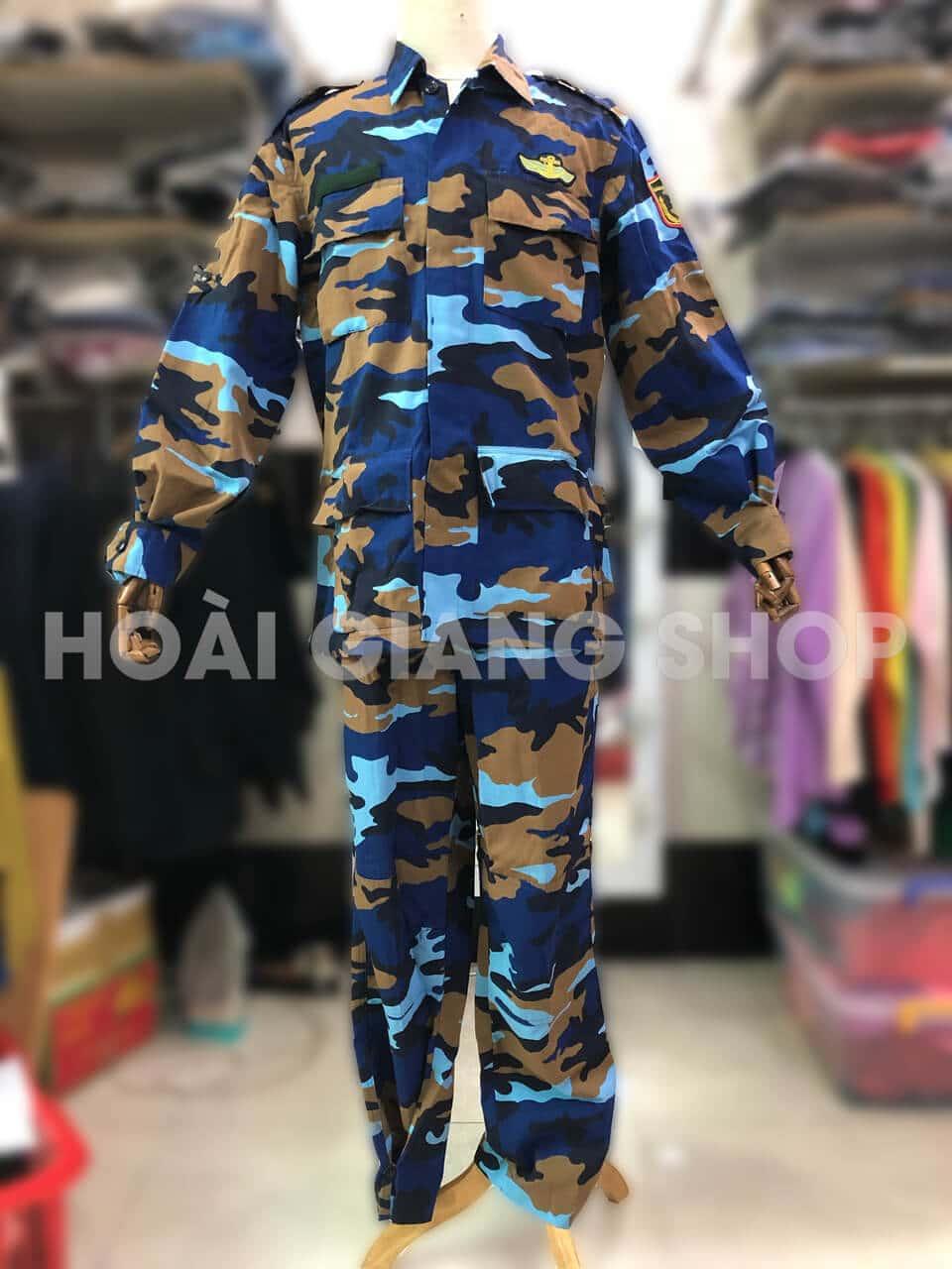 cho thuê trang phục cảnh sát biển