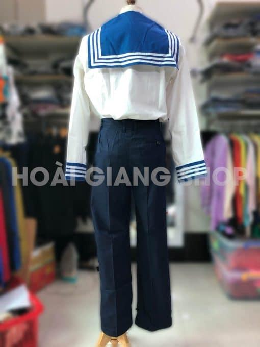 bán cho thuê trang phục hải quân
