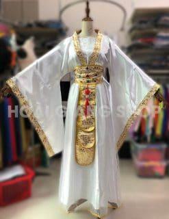 trang phục cổ trang nữ