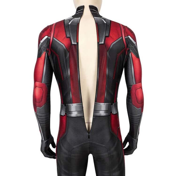 trang phục người kiến body