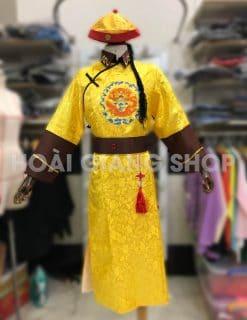 trang phục vua trung quốc