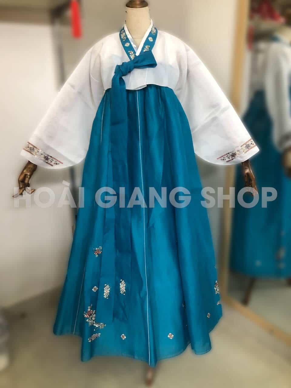 thuê hanbok truyền thống hàn quốc