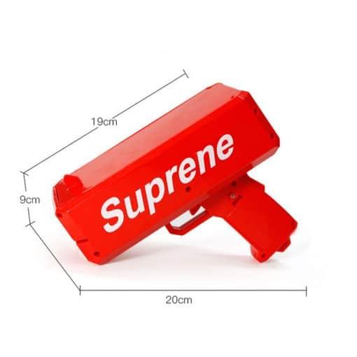 súng bắn tiền chụp hình