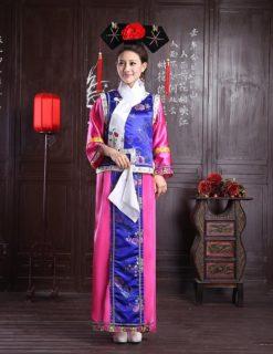 Trang phục Hoàn Châu cách cách