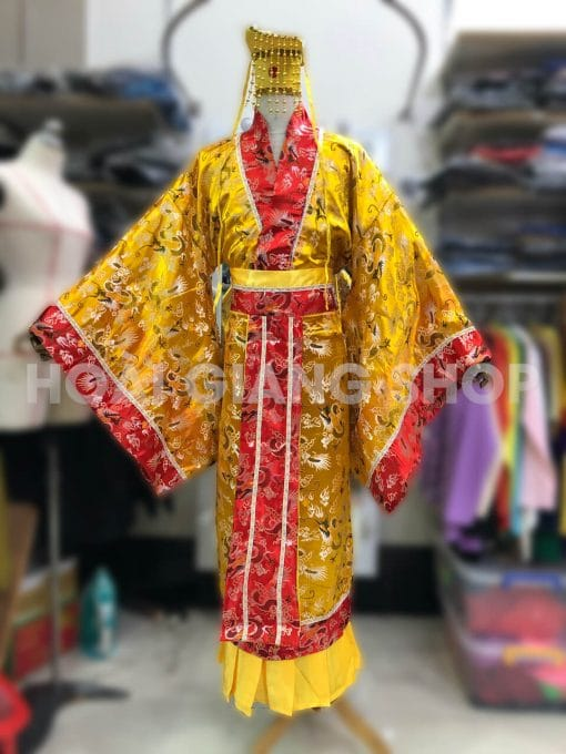 trang phục hoàng đế trung quốc