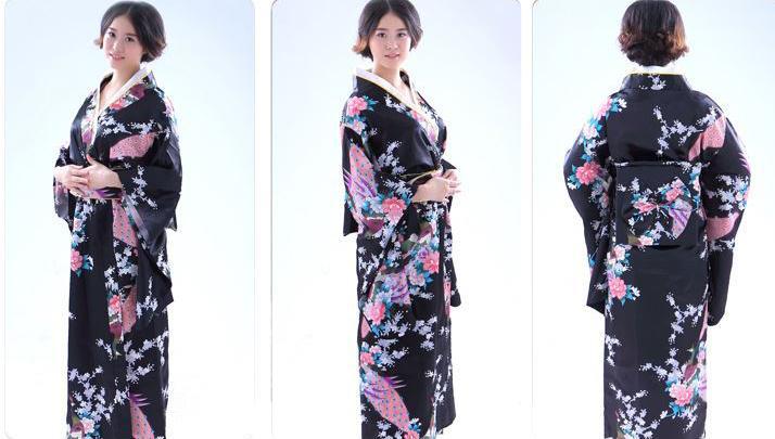Kimono trải qua nhiều giai đoạn lịch sử khác nhau trước khi trở thành quốc phục của Nhật Bản