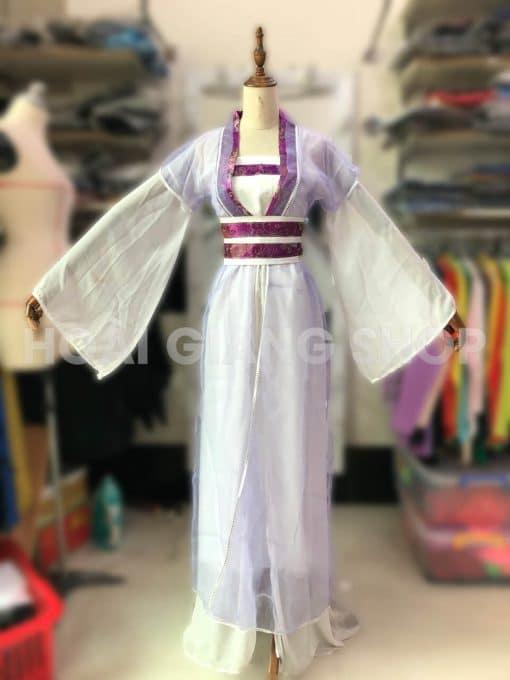 trang phục cổ trang nữ trung hoa