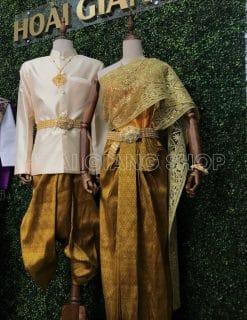 cho thuê trang phục truyền thống thái lan