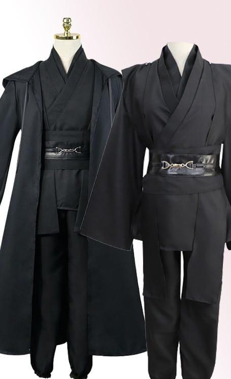 trang phục star wars Luke Skywalker