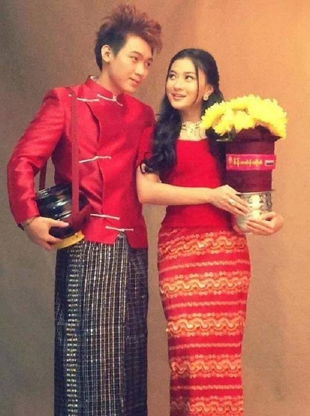 Địa chỉ cho thuê trang phục Myanmar chất lượng