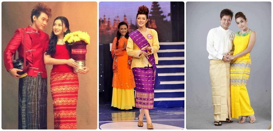 địa chỉ bán và cho thuê trang phục truyền thống Myanmar