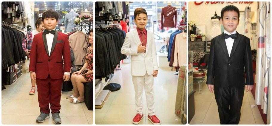 Hoài Giang shop bán vest trẻ em sỉ và lẻ chất lượng