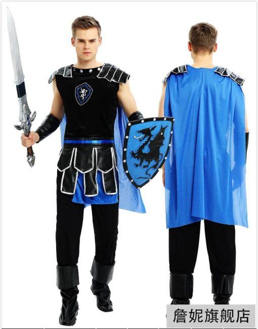 thuê trang phục chiến binh hy lạp