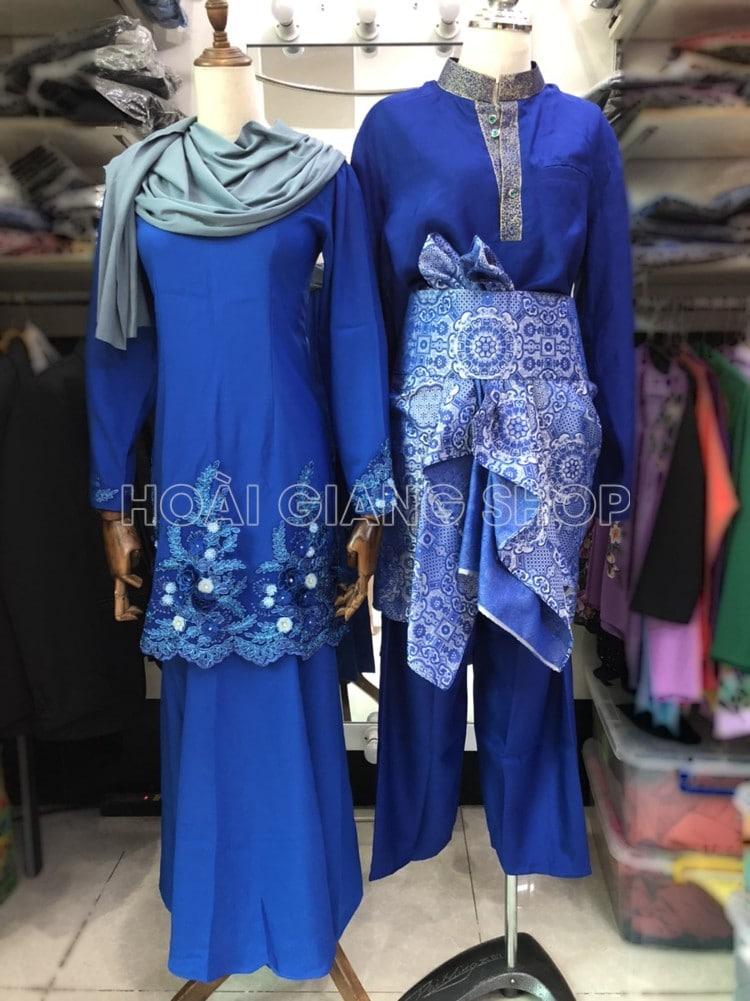 cho thuê trang phục malaysia
