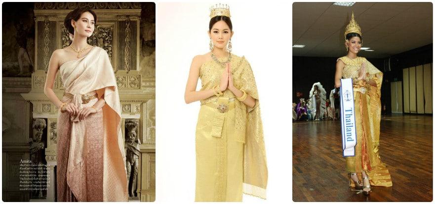 Chọn lựa mua trang phục Thái Lan ở đâu đẹp