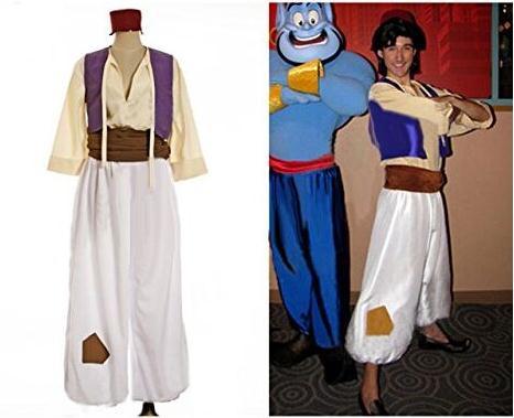 Cho thuê trang phục Aladin