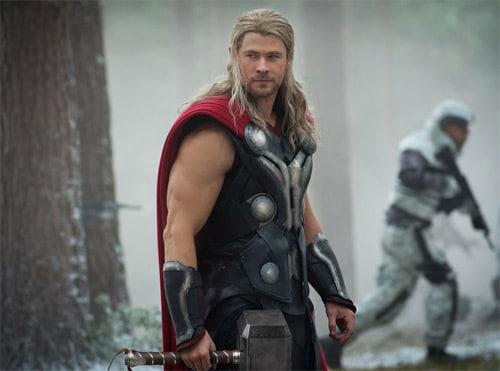 Cho thuê trang phục thần Sấm Thor