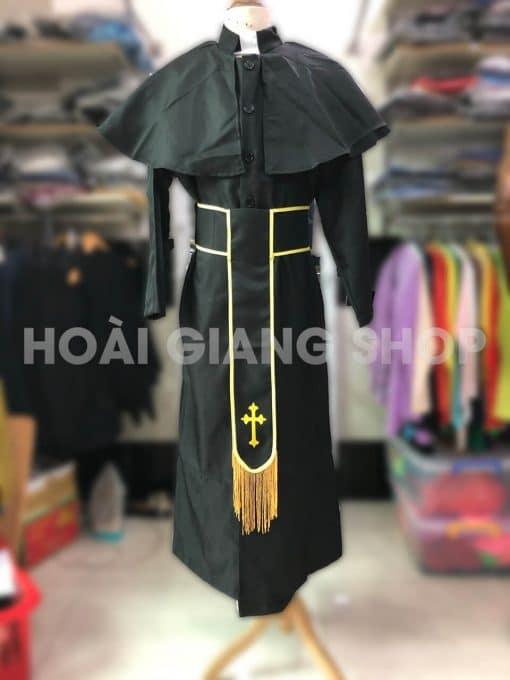 cho thuê trang phục cha xứ