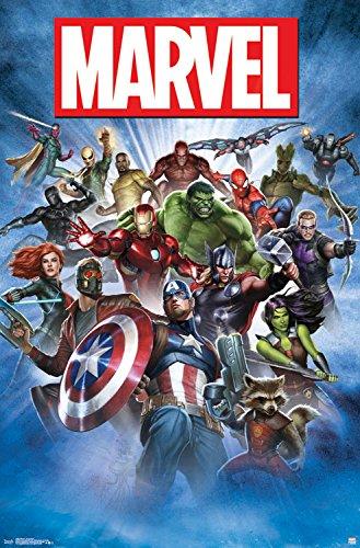 Siêu anh hùng Marvel - DC