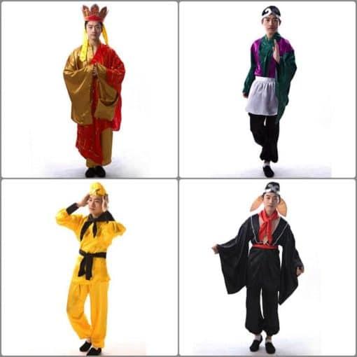 Trang phục Tây Du Ký