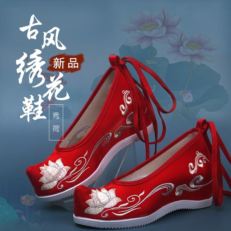 cho thuê giày cổ trang