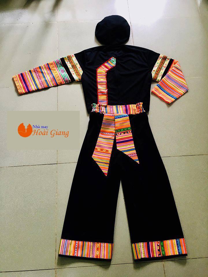 Trang phục H'mông nam