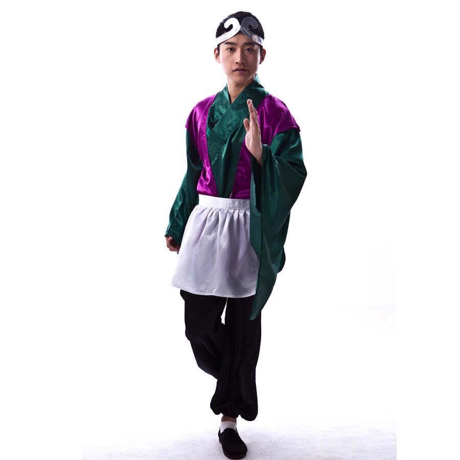 Trang phục Sa Tăng - Tây Du Ký