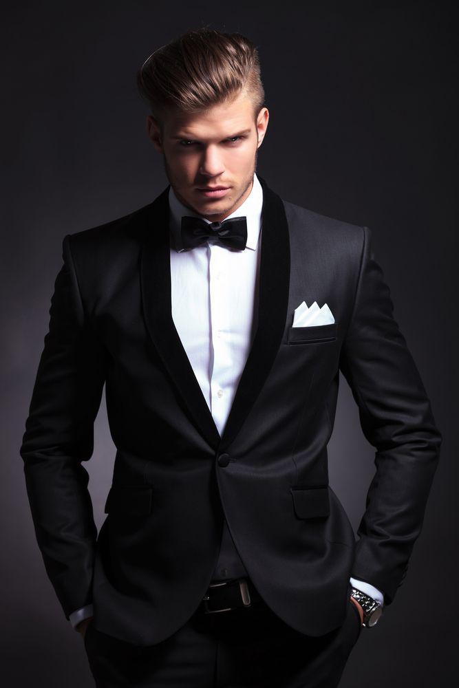Vest nam màu đen và những kiểu phối lạ mắt