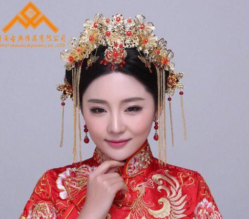 Cài đầu Trung Quốc
