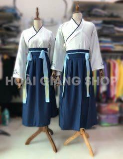 bán cho thuê trang phục cổ trang hiện đại