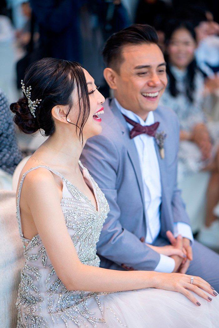 tiệc cưới phong cách rustic của cặp đôi đến từ Hồng Kông
