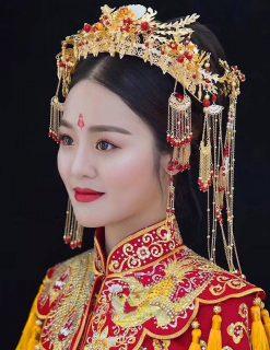 Cài tóc Trung Quốc