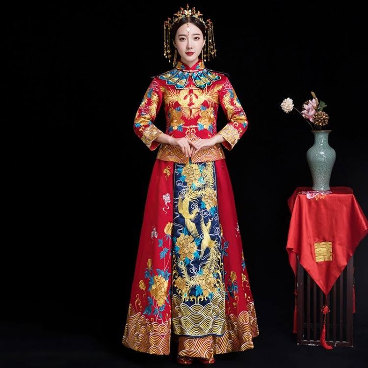 Cổ trang cưới Trung Quốc