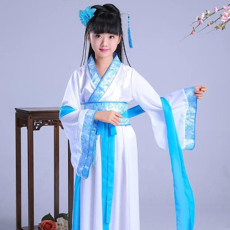 Cổ trang Trung Quốc bé gái