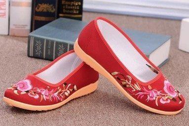 Giày trung quốc nữ