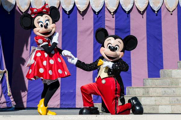 mẫu Mascot hoạt hình chuột Mikey