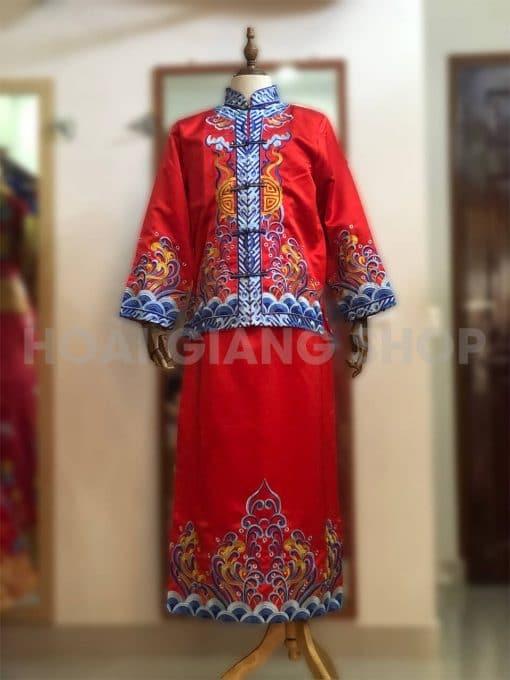 thuê áo cưới trung quốc