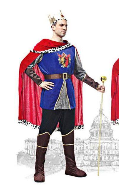Trang phục hoàng tử