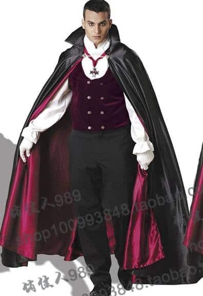 Trang phục ma cà rồng