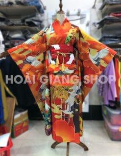 cho thuê kimono nhật bản