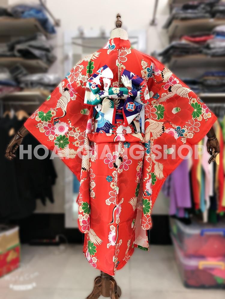 bán kimono nhật bản