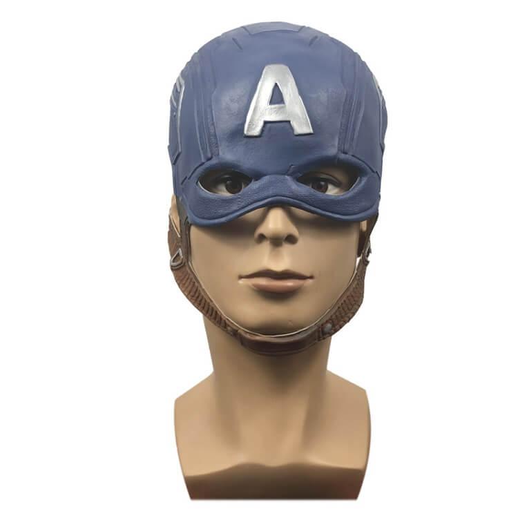 mặt nạ captain american