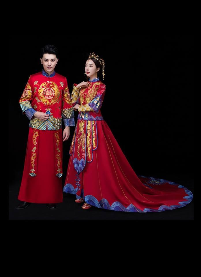 Trang phục cưới Trung Quốc