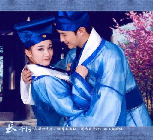 Trang phục Lương Sơn Bá - Chúc Anh Đài