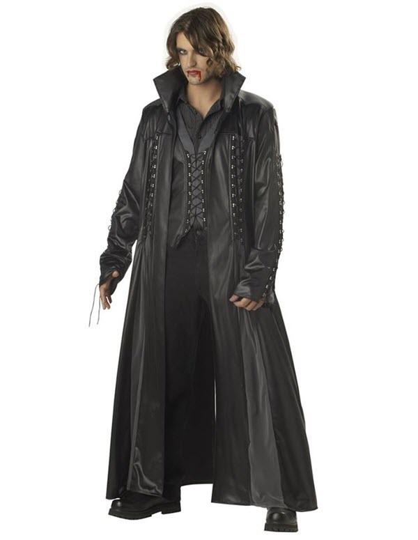 Trang phục ma cà rồng nam