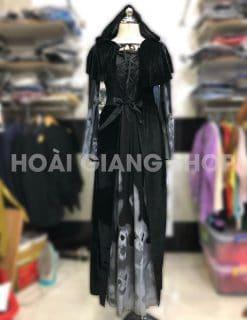 cho thuê trang phục hóa trang phù thủy
