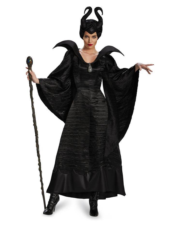 Trang phục phù thuỷ Maleficent