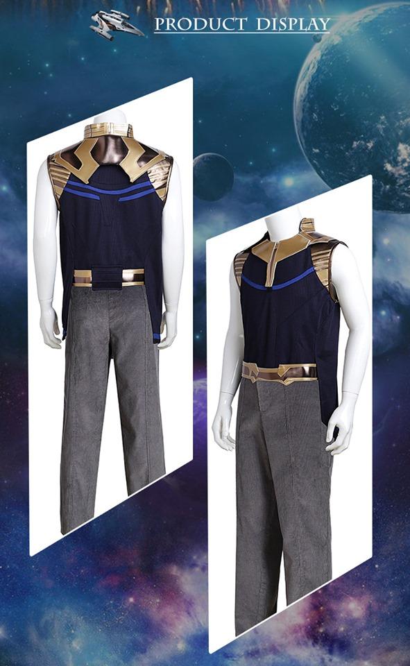 Trang phục Thanos