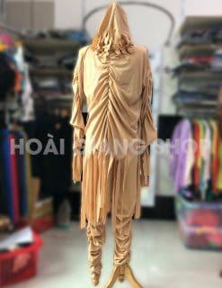 cho thuê trang phục xác ướp